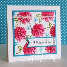 Stampin' Up! 2016 Saleabration 'What I Love' - Judy May, Just Judy Designs for CASE-ing the Catty