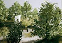artist impression landscape nature architecture visualization