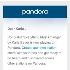 thank you for adding my new cd everything must change a nina simone tribute i have a gospel christmas pandora station - Best Christmas Pandora Station