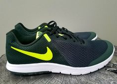 best authentic 59321 e6f50 Nike Mens Flex Experience RN 6 Athletic Snickers Running Training Shoes Sz  US 10 Nike