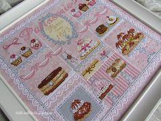 Nelli: Розовая кондитерская / La Pâtisserie Rose Madam la Fee