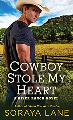 Today I'm giving away a print copy ofCOWBOY STOLE MY HEART,the first book inSoraya Lane'sRiver Ranchseriesto one lucky commenter. Entering is as easy as leaving a comment. Winner will be list…