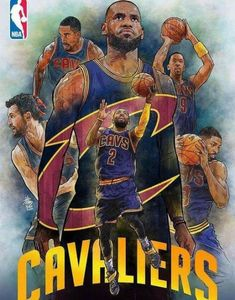 Milestones of College Basketball. Basketball is a favorite pastime of kids and adults alike. Nba Cavs, Cavs Basketball, Basketball Posters, Basketball Pictures, College Basketball, King Lebron, Lebron James, Cavs Wallpaper, Cleveland Cavs