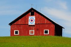 Roane County Quilt Trail: In just 1 1/2 years, Roane County Quilt Trail volunteers have completed painted quilt blocks for 40 barns along Route 36 and 119. Plans for another 10 are in the works.