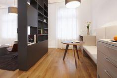 Wohnen auf Zeit hat einen neuen Namen. iPartment – Design-Apartments mit Service-Konzept.