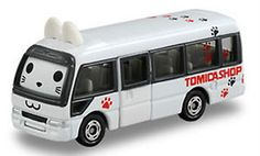 2012 Tomica Shop Special Tomy Tomica Cat School Bus White | eBay