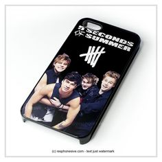 Ash Hood Clifford Luke 5Sos iPhone 4 4S 5 5S 5C 6 6 Plus , iPod 4 5 , Samsung Galaxy S3 S4 S5 Note 3 Note 4 , HTC One X M7 M8 Case