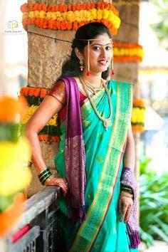 Saurabh  Ashwini  #2017❤️ #psphotography #pratiksawant #photographer #maharashtrianwedding #traditionallook #bride #beautifulbride #marathimulgi #saree #mundavlya #weddingphotography #candidphotography #follow4follow #likesforlikes #facebook #instalike #weddingphoto