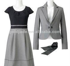 Las Office Wear 2017 Lady S Formal Business Dress View