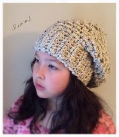 Your place to buy and sell all things handmade Beret, Oatmeal, Crochet Hats, Trending Outfits, Unique Jewelry, Handmade Gifts, Etsy, Vintage, Design