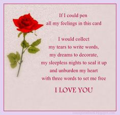 my valentine poems valentine day cards