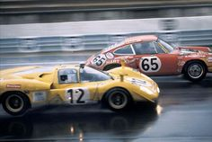 FERRARI 512s Lemans 70 n. 12 Fierland -Walker by Mian..