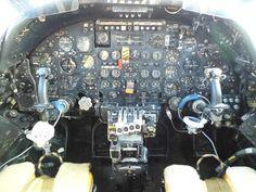 Avro Vulcan Cockpit