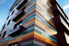 ROCKPANEL Colours Hannover