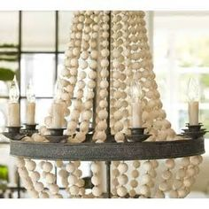 pottery barn chandeliers - Bing Images