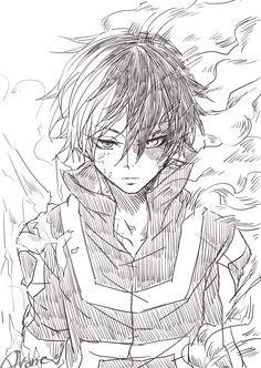 Boku no Hero Academia || Todoroki Shouto  TODOROKI I LOVE YOU<3<3