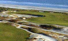 Ocean Course, Kiawah Island, SC play there when 7months pregant w/ my daughter
