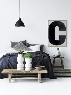Interior Styling | Bedroom Seating