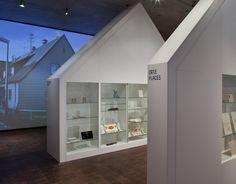 museum exhibition scenography