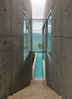 Modern architecture in nature .- Moderne Architektur in der Natur Modern architecture in nature - Art Et Architecture, Beautiful Architecture, Architecture Details, Contemporary Architecture, Residential Architecture, Memorial Architecture, Natural Architecture, Enterprise Architecture, Concrete Architecture