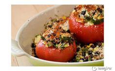 Салат из печени трески с гренками