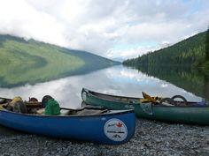 Bowron lakes, Canada