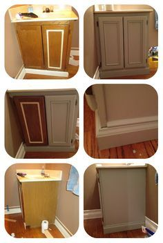 Photo On Bathroom vanity diy These steps to update your bathroom vanity give it great updated