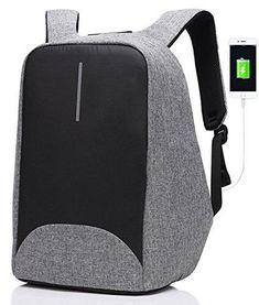 Laptop Backpack Golden Crowns Pattern White Background Large Capacity Bag Travel Daypack