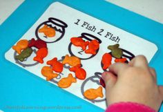 One Fish, Two Fish activities