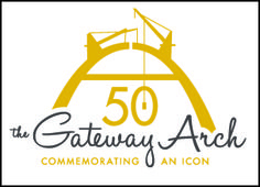50 Years of St Louis Gateway Arch (USA)