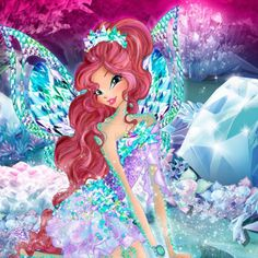 Winx Club | Tynix Art ~ Aisha