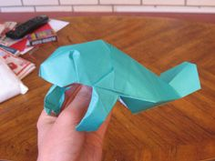 an on-and-off origami artist Diy And Crafts, Crafts For Kids, Arts And Crafts, Paper Crafts, Origami Artist, Origami Paper Art, Oragami, Paper Folding, Diy Embroidery