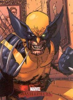 2008 Upper Deck Marvel Masterpieces Series 2 #90 Wolverine Trading Card by Upper Deck Co.. $1.99. 2008 Upper Deck Co. trading card in near mint/mint condition, authenticated by UpperDeck