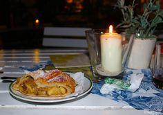 Having an Apfelstrudel in a Heuriger in Vienna Vienna, Austria, Waffles, Restaurant, Breakfast, Drink, Food, Alone, Morning Coffee