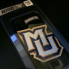 #wearemarquette iPhone 4/4s case at #mobilemars #marquette