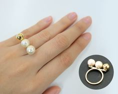 Cotton Pearls Ring http://www.megapui.com/index.php?id_product=346&controller=product&id_lang=1