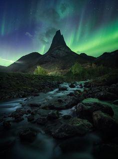 Mt. Stetind, Norway