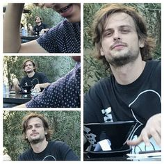 Peekaboo ...We see You @gublergram #matthewgraygubler #gubes #gubler #mgg #gublernation #gublergram #spencer #spencerreid #criminalminds