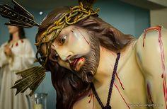 Jesús caído by Jairo Angarita Navarro, via Flickr