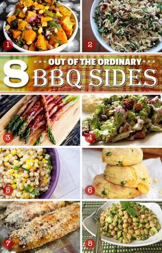 Barbeque Sides, Barbecue Side Dishes, Dinner Side Dishes, Best Side Dishes, Dinner Sides, Vegetarian Grilling, Healthy Grilling Recipes, Grilled Recipes, Barbecue Recipes