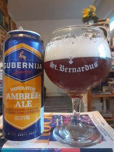 Gubernija Brewery - Imperator Ambrée Ale(+Wheat & Oat) 5,7% tölkki **3/4 5.5.2021 KOTONA from LITHUANIA Beer Brewery, Cookies Policy, Photo Checks, Lithuania, Beer Bottle, Ale, Russia, Alcohol, Rubbing Alcohol