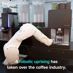 Say goodbye to your barista!