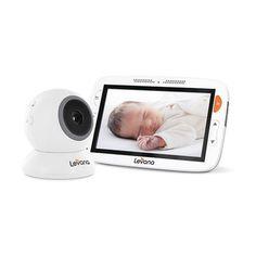 "Levana - Alexa 5"" LCD Video Baby Monitor"