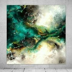canvas art abstract psychedelic nebula space cloud print wall art on canvas - OPTIONS : cheap canvas prints wall paintings pictures Amazing Art painting - Golden Cloudy Landscape Wall Art 3 Panels Abstract Psychedelic Art Space Cloud Canvas Painting for H Alcohol Ink Painting, Alcohol Ink Art, Flow Painting, Painting & Drawing, Pour Painting, Acrylic Pouring Art, Acrylic Art, Resin Wall Art, Painting Techniques