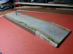 Marciapiede di stazione FS scala 1/87 Diorama trenini elettrici   Giocattoli e modellismo, Modellismo ferroviario, Scala H0   eBay!