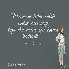 Dilan quotes