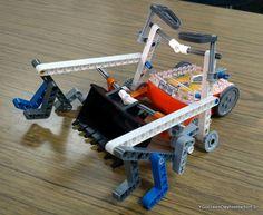 Mutant Edison Robot Digger