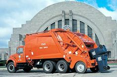 History of the Garbage Man - Waste and Recycling Workers Week Recycling, History, Image, Historia, Upcycle