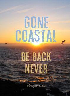 Gone Coastal @twogonecoastal
