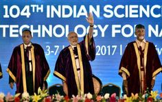 This nation will always be grateful to the scientists who have worked tirelessly to empower our society: PM Tomorrow's experts will come from investments we make today in our people and infrast Always Be Grateful, Recent News, Investing, University, Politics, Meet, Science, Shop, People
